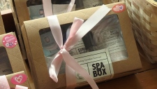 Soap store helps human trafficking survivors