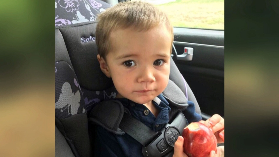 Cooper Bell, 2, died from an E. coli infection believed to be linked to romaine lettuce.