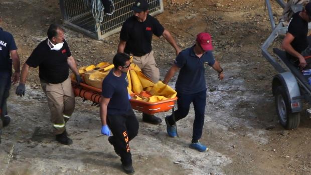 Cyprus serial killer case