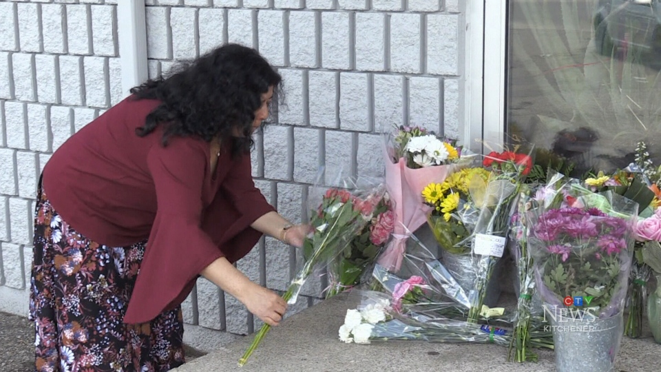 Fiery crash victims mourned by community