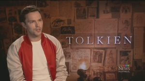 Mose at the Movies: Tolkien as a young man
