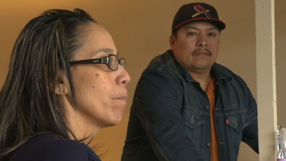Manuel and Jilixza Gutierrez lived in the United State for nearly 16 years before their family was broken up by Trump's policies against illegal immigration.
