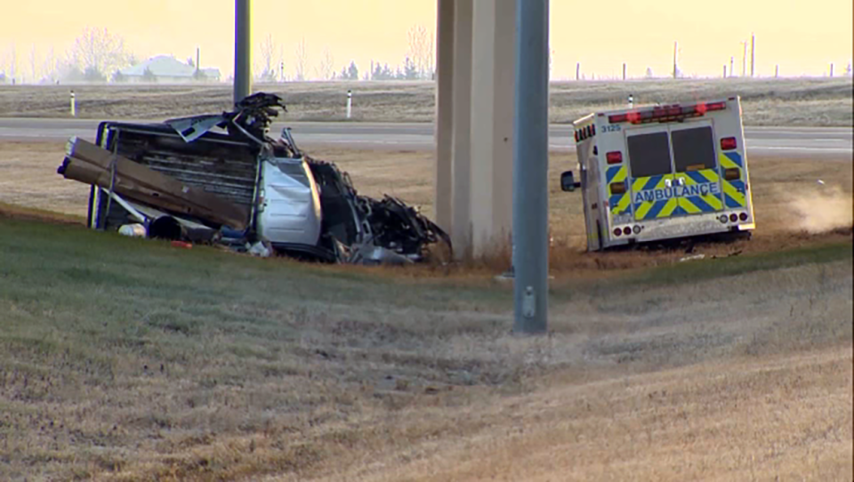 Police investigate fatal crash on Stoney Trail in city's southeast