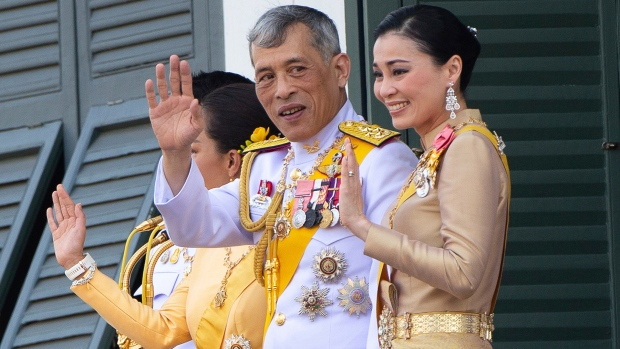 Thai king wrapping up coronation with public audience | CTV News