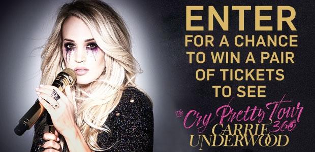 Carrie Underwood 2019 Banner