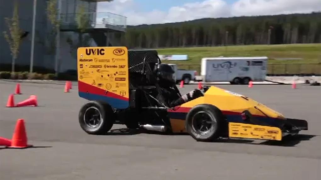 uvic racecar