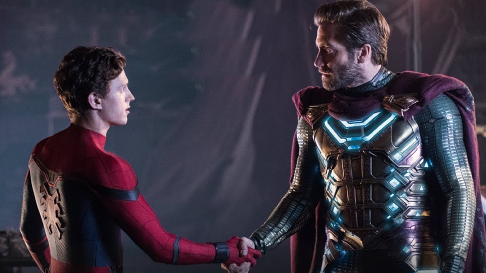 "Why Spider-Man and Mysterio haven't already met has huge implications not only for ""Spider-Man: Far From Home"" but the entirety of the Marvel Cinematic Universe going forward. (Disney, Columbia Pictures / YouTube)"