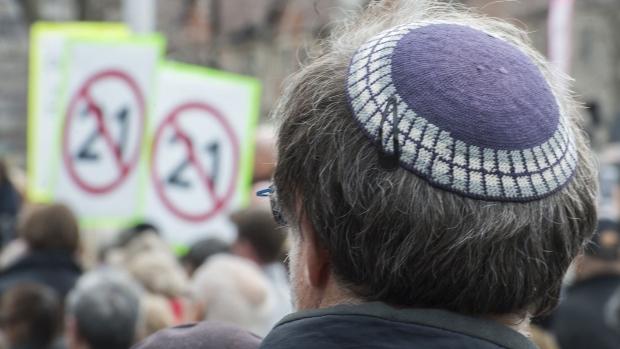Quebec secularism bill