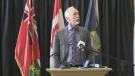 President and CEO of Noront Resources Al Coutts (Jairus Patterson/CTV Northern Ontario)