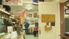 Sask military museum