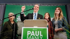Green Party's Paul Manly
