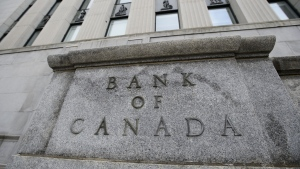 The Bank of Canada is shown in Ottawa on Wednesday, April 24, 2019. THE CANADIAN PRESS/Sean Kilpatrick