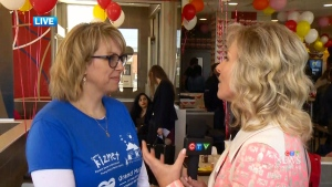 Raising funds for McHappy Day