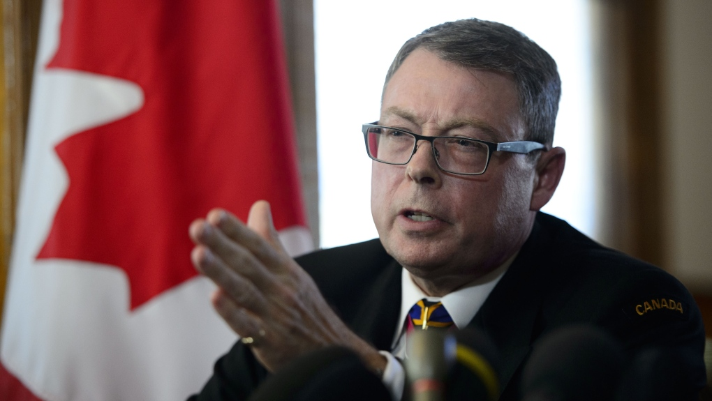 RCMP defends 'thorough, independent' investigation into Vice-Admiral Mark Norman