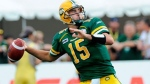 Former Eskimo quarterback Ricky Ray has retired from the CFL. (SOURCE: ESKS.COM)