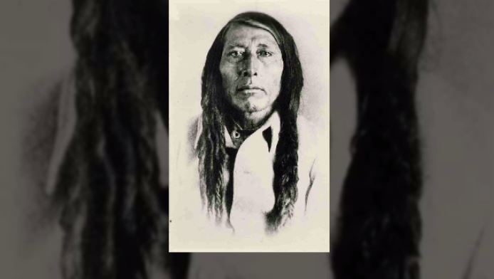 Chief Poundmaker is credited with saving many lives during the 1885 Northwest Rebellion.