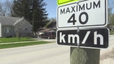 City considers lower residential speed limits