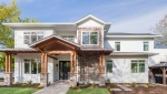 The 2019 PNE Prize Home is shown in a photo from pneprizehome.ca.