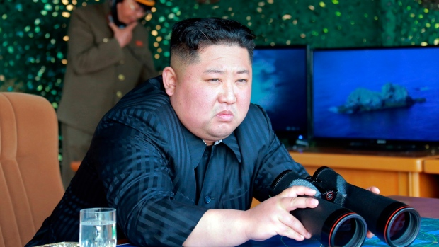 North Korea fires unidentified projectile: South's military