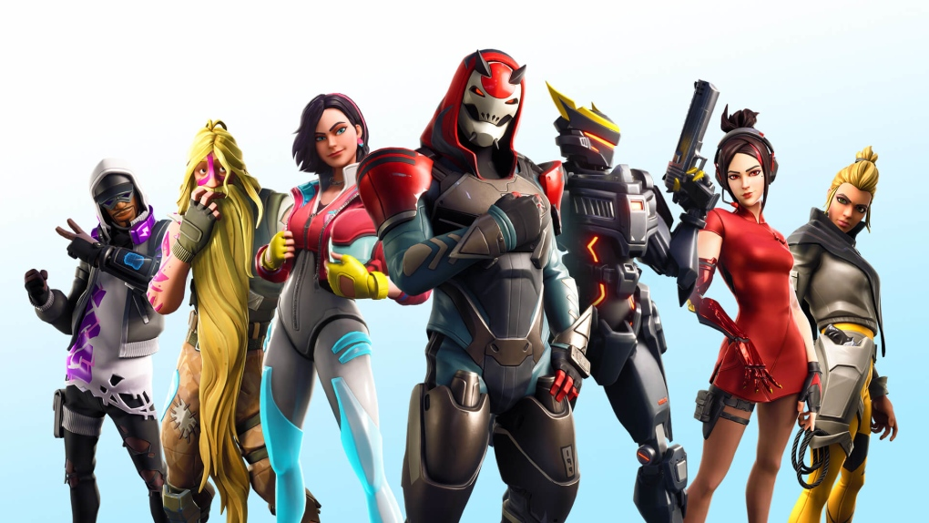 Fortnite Season 9 Launches With Neo Tilted Towers Battle Bundle
