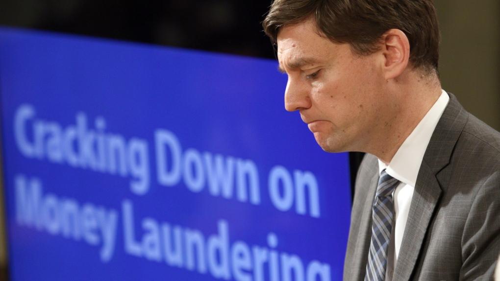 B.C. money laundering