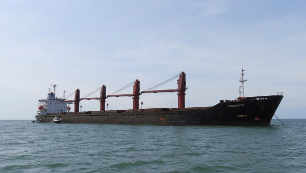 north korea ship