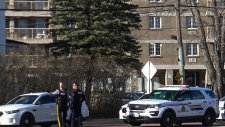 Moncton assault