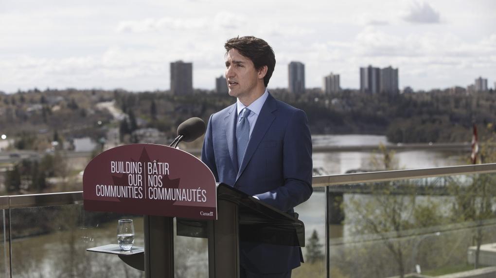Trudeau calls money laundering report alarming
