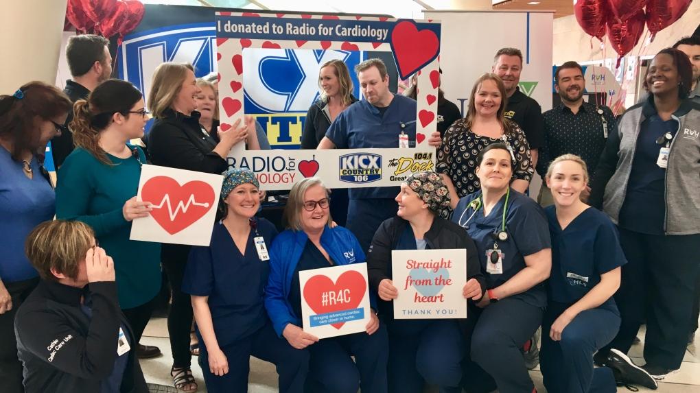 Radio for Cardiology hits major goal for RVH cardiac care