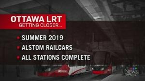 Concerns over LRT rail cars