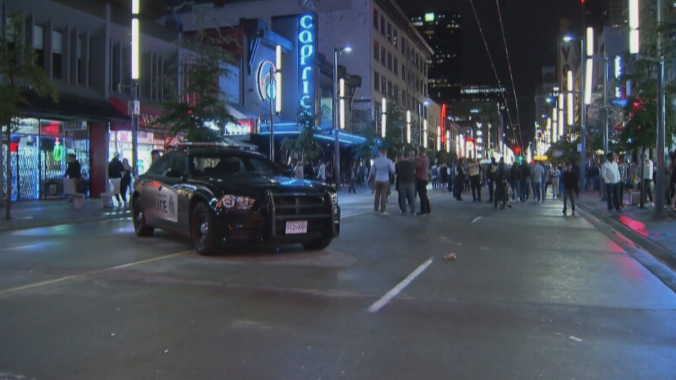 VPD looking to stop vehicle attacks on Granville