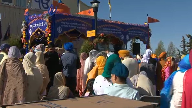 Thousands Participate In Annual Parade In Calgary To