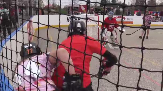 Hockeyfest Tournament Takes Over The Aud Ctv News Kitchener