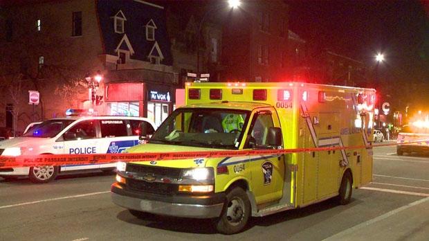 ambulance, saint denis st.
