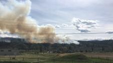 kamloops wildfire