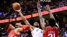 Philadelphia 76ers forward Tobias Harris