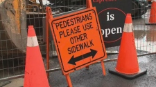 Construction, Toronto