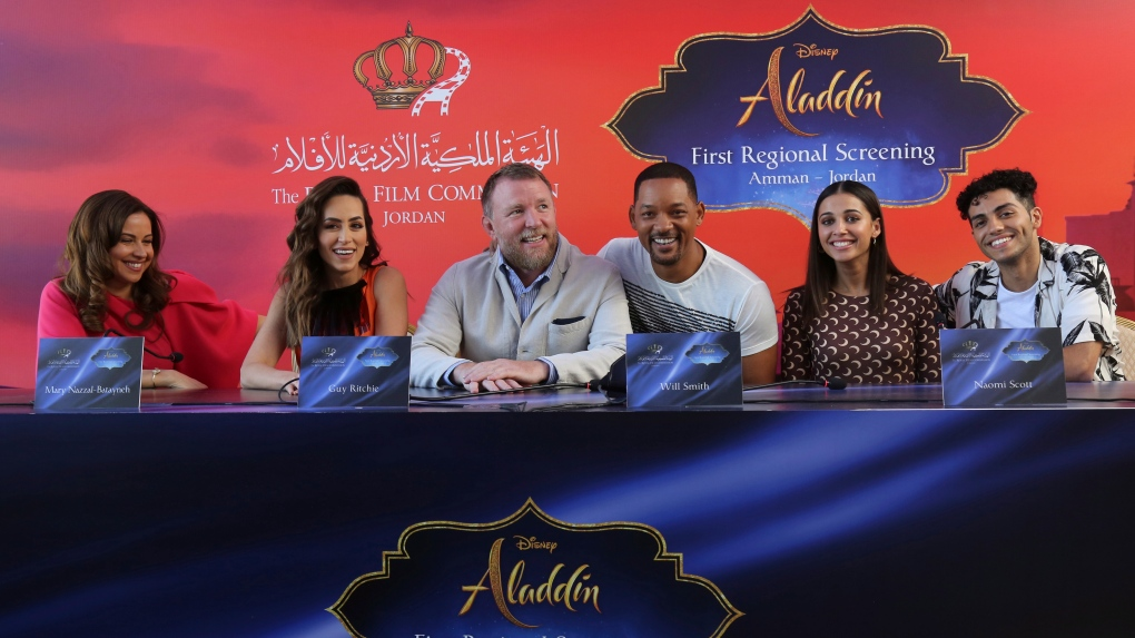 Will Smith calls 'Aladdin' remake highlight of his career