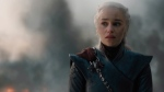 "This image released by HBO shows Emilia Clarke in a scene from ""Game of Thrones,"" that aired Sunday, May 12, 2019. Daenerys has reduced King's Landing to ashes in a dramatic, heart-stopping episode of Game of Thrones, but don't count the city out. Despite the horrifying death and destruction, the city is likely to rebound, over time, and will probably reclaim its glory as the wealthy capital of Westeros. (HBO via AP)"