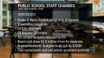 Proposed cuts at Saskatoon schools