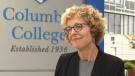 Columbia College principal Robin Hemmingsen says there's no evidence a Mexican cartel member was a student.