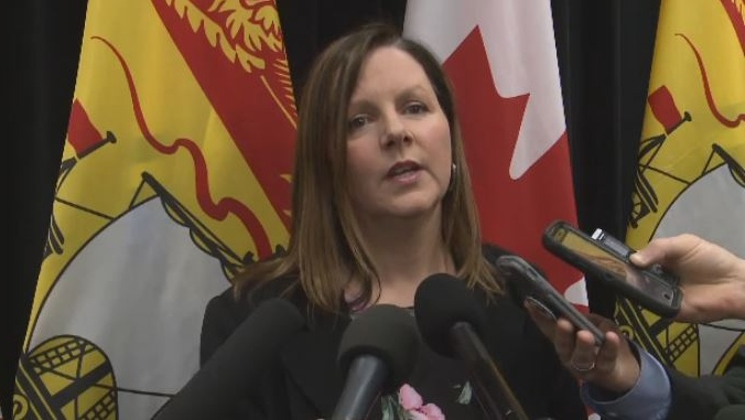Dr. Jennifer Russell, New Brunswick's chief medical officer of health, says a case of measles was confirmed at Kennebecasis Valley High School in the last few days.