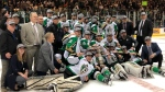 The Prince Albert Raiders won their first WHL championship since 1985 on Monday. (Blair Farthing/CTV Saskatoon)