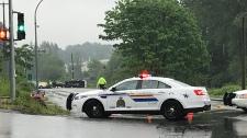 Maple Ridge crash