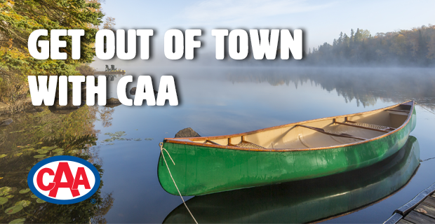 Get out of town - CAA
