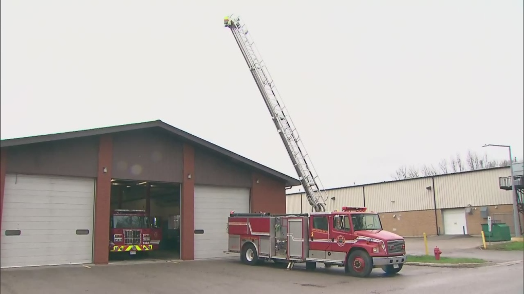 Mother of baby abandoned outside a Georgina fire station found