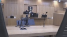 Barrie courtroom