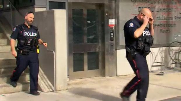 Victoria Park Station, stabbing