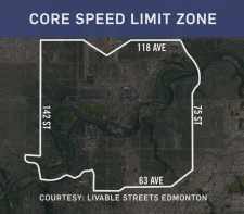 Core Speed Limit Zone
