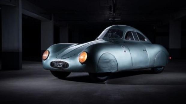 Porsche Type 64